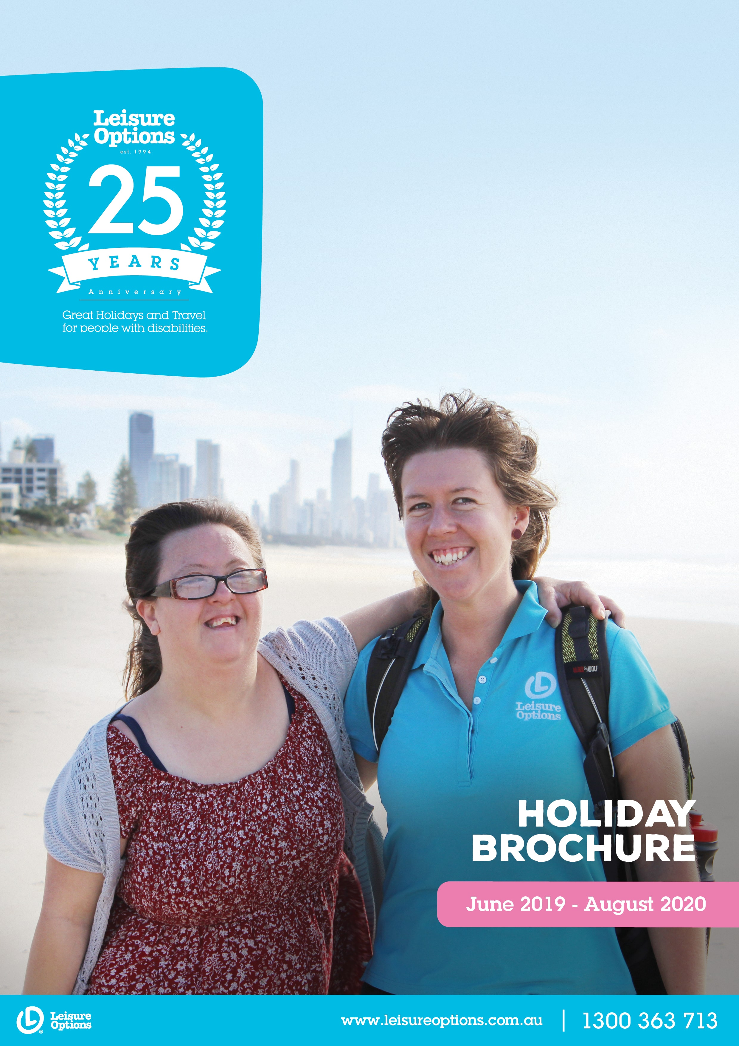 View Brochure – Leisure Options