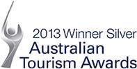 Silver Australian Tourism Awards - 2013